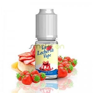 Aroma Flan De Fresas 10ml - La Lecheria Vape