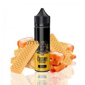 Creamy Premium Series Royal 50ml 0mg - Ossem