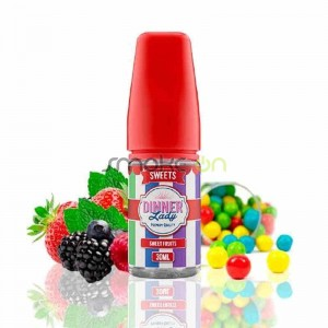 Aroma Sweets Sweet Fruits 30ml - Dinner Lady