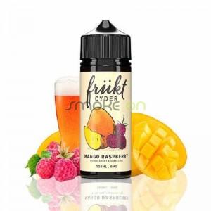 Mango Raspberry 100ml 0mg - FrÜkt Cyder