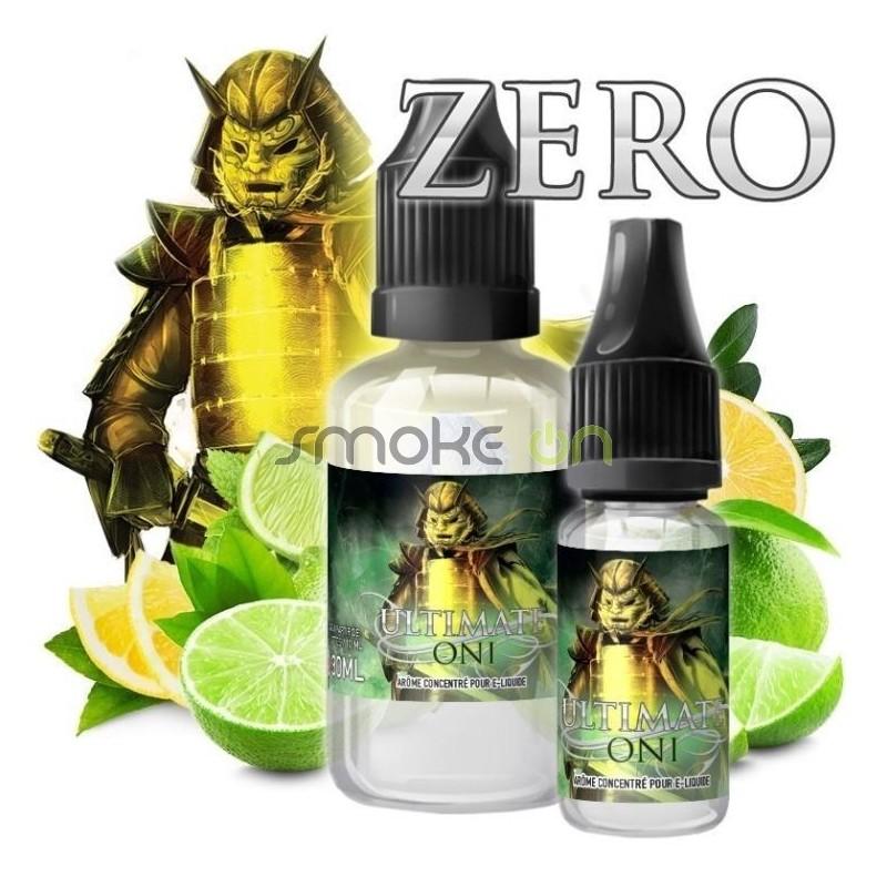 Aroma Ultimate Oni Zero Green Edition 30ml - A & L