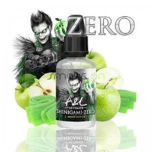 Aroma Ultimate Shinigami Zero Green Edition 30ml - A&l