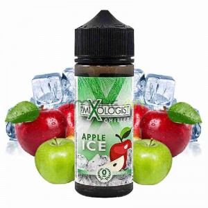 Apple Ice 100ml 0mg - The Mixologist Chiller