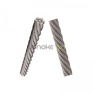 Stainless Steel Wire 3mm (4 Uds) - Vandy Vape