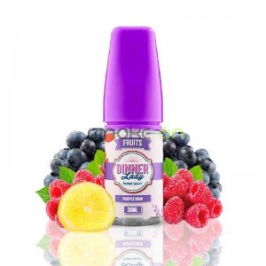 Aroma Fruits Purple Rain 30ml - Dinner Lady