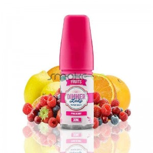 Aroma Fruits Pink Berry 30ml - Dinner Lady