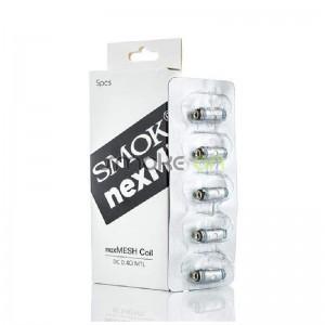 Resistencias Nexm Dc Mtl 0.4ohm (5 Uds) - Smok