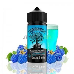 Blue Raspberry 100ml 0mg - Cider House