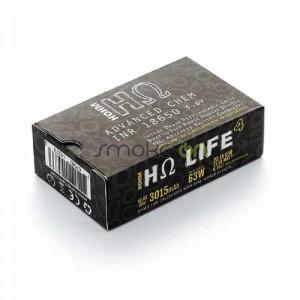 Pack 2 BaterÍas Hohm Life 18650 22.1a 3015mah - Homm Tech