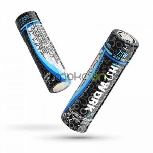 Pack 2 BaterÍas Hohm Work 18650 25.3a 2547mah - Homm Tech