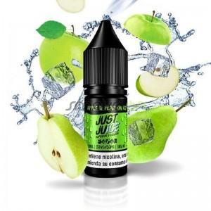 Apple Pear On Ice 10ml 12 Mg - Just Juice