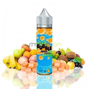 BUBBLE JUICE TROPICAL 50ML 0MG AROMAZON