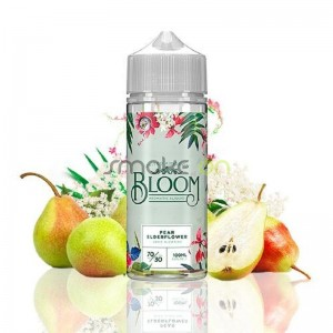 PEAR ELDERFLOWER 100ML 0MG BLOOM