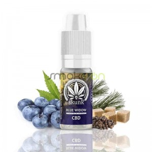 BLUE WIDOW CBD 10ML 500MG SKUNK CBD