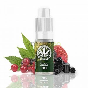 GOGI OG CBD 10ML 500MG SKUNK CBD