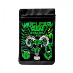 NUCLEAR RAM SINGLE COIL 5X 225MM 025OHM 2 UDS CHERNOBYL COILS