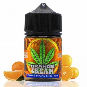 ORANGE CREAM 50ML 2500MG ORANGE COUNTY CBD
