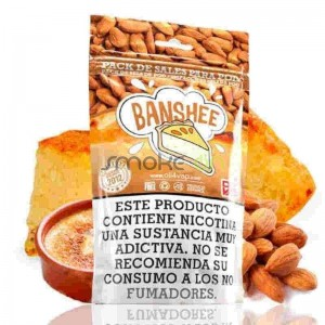 PACK DE SALES BANSHEE 30ML OIL4VAP