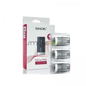 CARTUCHOS NFIX POD MESHED 08OHM 3ML 3UDS SMOK