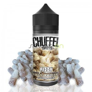 FIZZY COLA BOTTLES 100ML 0MG CHUFFED SWEETS
