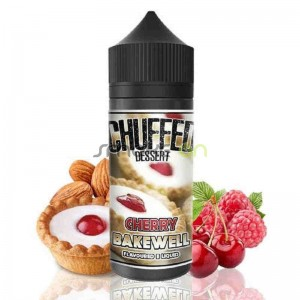 CHERRY BAKEWELL 100ML 0MG CHUFFED DESSERT