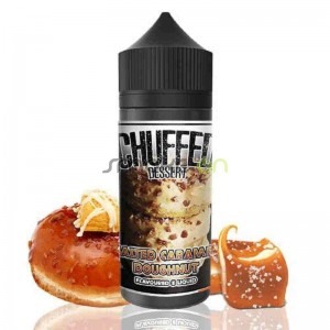SALTED CARAMEL DOUGHNUT 100ML 0MG CHUFFED DESSERT