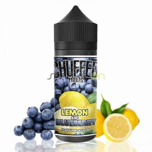 LEMON BLUEBERRY 100ML 0MG CHUFFED FRUITS