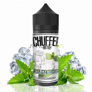 ICE MENTHOL 100ML 0MG CHUFFED ON ICE
