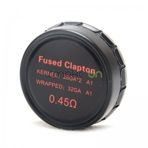 FUSED CLAPTON A1 045OHM 10 UDS VPDAM