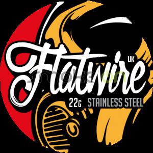 FLATWIRE SS316L 22G