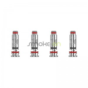 RESISTENCIAS WHIRL S UN2 MESHED 08OHM 4 UDS UWELL