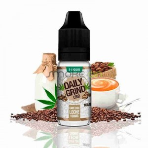 CAFe CON LECHE 10ML 100MG DAILY GRIND CBD