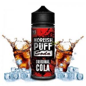 SODA ORIGINAL COLA 100ML 0MG MOREISH PUFF