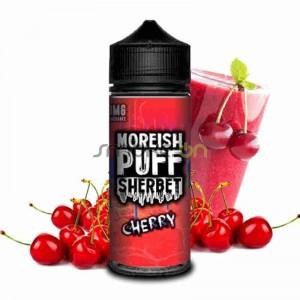 SHERBET CHERRY 100ML 0MG MOREISH PUFF