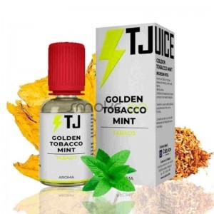 AROMA GOLDEN TOBACCO MINT 30ML T JUICE